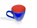 taza bombe color - sup